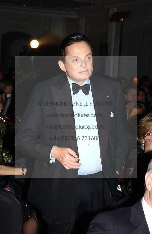 MR ALEC WILDENSTEIN at the 2004 Cartier Racing Awards in association with the Daily Telegraph, held at the Four Seasons Hotel, London on 17th November 2004.<br /><br />NON EXCLUSIVE - WORLD RIGHTS