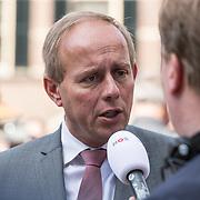 NLD/Den Haag/20170919 - Prinsjesdag 2017, Kees van der Staaij