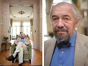 Driek van Wissen, former Dutch national poet // Driek van Wissen, voormalig dichter des vaderlands.