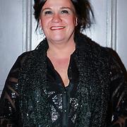NLD/Amsterdam/20130404- Presentatie kledinglijn Rock & Roll Junkie van Lola Brood, moeder Xandra Brood - Jansen