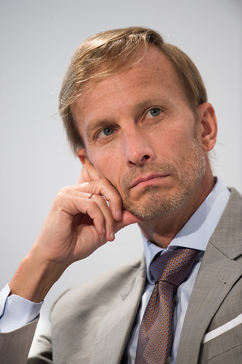 04 June 2015 - Belgium - Brussels - European Development Days - EDD - Health - Realising the right to health for all by 2030 - Time for a paradigm shift towards equity in healthcare - Mark Dybul , Executive Director , The Global Fund to Fight AIDS , Tuberculosis and Malaria © European Union