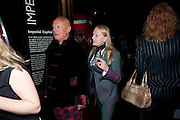 STEVEN BERKOFF, The Galleries of Modern London launch party at the Museum of London on May 27, 2010 in London. <br /> -DO NOT ARCHIVE-© Copyright Photograph by Dafydd Jones. 248 Clapham Rd. London SW9 0PZ. Tel 0207 820 0771. www.dafjones.com.