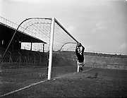 01/09/1959<br /> 09/01/1959<br /> 01 September 1959<br /> Scottish League team practice at Dalymount Park, Dublin before game against League of Ireland selection. Meath Street, James Hospital, Jervis Hosp. James St Post Office, Findlater Church March 1987