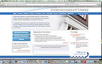 Debenhams Ottaway, St Albans supplying images for their website