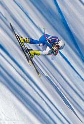 22.01.2011, Tofana, Cortina d Ampezzo, ITA, FIS World Cup Ski Alpin, Lady, Cortina, Abfahrt, im Bild Verena Stuffer (ITA, #1) // Verena Stuffer (ITA) during FIS Ski Worldcup ladies Downhill at pista Tofana in Cortina d Ampezzo, Italy on 22/1/2011. EXPA Pictures © 2011, PhotoCredit: EXPA/ J. Groder