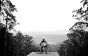 This beautiful sport of ours:<br /> <br /> Let's face it. For a sport that defines itself with its climbing it really has been a downhill run lately. On the iconic barren moonscape of Ventoux we witnessed the slightly clinical peloton-shredding tempo of SKY come to life, followed by Froome's attack after attack that looks to have put the tour beyond doubt.<br /> <br /> So what has our sport come to when a clean rider without a shadowy past is immediately presumed guilty until proven otherwise? As cyclists we should limit casting aspersions – there are plenty outside of the sport to do that. Instead, let's just take a deep breath and remind ourselves of the reason's we DO ride. The solitude, the cols, the suffering, and the glory.