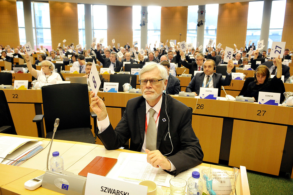 11 May 2017, 123rd Plenary Session of the European Committee of the Regions <br /> Belgium - Brussels - May 2017 <br /> © European Union / Fred Guerdin