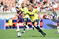 FOOTBALL - TOUNOI DE PARIS 2010 - FC PORTO v GIRONDINS BORDEAUX - 01/08/2010 - PHOTO GUY JEFFROY / DPPI - MAICON (PORTO)