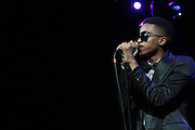 October 27, 2012-New York, NY: Recording Artists Phoney People perform at House of Blues on October 27, 2012 in Atlantic City, New Jersey. Black Star arose from the underground movement of the late 1990s, which was in large part due to Rawkus Records, an independent record label stationed in New York City. They released one album, Mos Def & Talib Kweli Are Black Star on August 26, 1998. (Terrence Jennings)