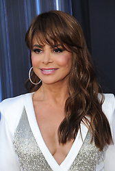 Paula Abdul at the 2019 Billboard Music Awards held at the MGM Grand Garden Arena in Las Vegas, USA on May 1, 2019.