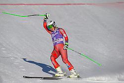 20.01.2018, Olympia delle Tofane, Cortina d Ampezzo, ITA, FIS Weltcup Ski Alpin, Abfahrt, Damen, im Bild Ragnhild Mowinckel (NOR) // Ragnhild Mowinckel of Norway reacts after ladie' s downhill of the Cortina FIS Ski Alpine World Cup at the Olympia delle Tofane course in Cortina d Ampezzo, Italy on 2018/01/20. EXPA Pictures © 2018, PhotoCredit: EXPA/ Dominik Angerer