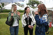 LADY ALEXANDRA GORDON-LENNOX, DANNI MINOGUE AND NETTIE MASON, Cartier Style et Luxe lunch. Goodwood.  24 June 2007.  -DO NOT ARCHIVE-© Copyright Photograph by Dafydd Jones. 248 Clapham Rd. London SW9 0PZ. Tel 0207 820 0771. www.dafjones.com.