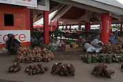 South Pacific, The Republic of Vanuatu, Port Vila Market