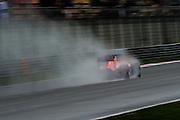 April 17, 2014 - Shanghai, China. UBS Chinese Formula One Grand Prix. Jules Bianchi, Marussia F1 team