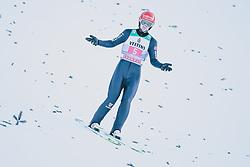 01.01.2020, Olympiaschanze, Garmisch Partenkirchen, GER, FIS Weltcup Skisprung, Vierschanzentournee, Garmisch Partenkirchen, Wertungssprung, im Bild Markus Eisenbichler (GER) // Markus Eisenbichler of Germany during his competition Jump for the Four Hills Tournament of FIS Ski Jumping World Cup at the Olympiaschanze in Garmisch Partenkirchen, Germany on 2020/01/01. EXPA Pictures © 2019, PhotoCredit: EXPA/ Dominik Angerer
