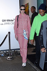 Jimmy Choo Off White Party - 11 Feb 2018