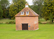 Early 18th century dovecote, Netheravon, Wiltshire, England, UK cared for by Historic England