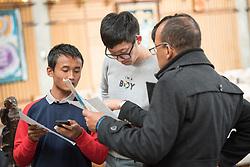 18 September 2017, Geneva, Switzerland: Students of the Ecumenical Institute at Bossey.