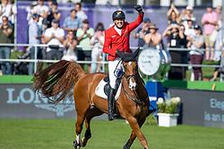 Thieme Andre, GER, DSP Chakaria<br /> European Championship Riesenbeck 2021<br /> © Hippo Foto - Dirk Caremans<br /> 05/09/2021