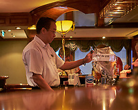 Manny Serving at the Faculty Bar. Image taken with a Fuji X-T1 camera and 23 mm f/2 lens.
