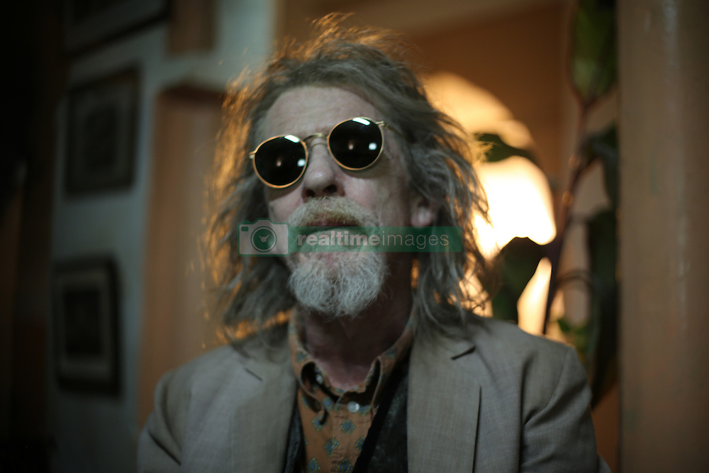 Sir JOHN HURT, CBE (22 January 1940 - 25 January 2017) was an English actor and voice actor whose career spanned six decades. He is know for his roles in: 'A Man for All Seasons' (1966), 'The Elephant Man' (1980), 'Nineteen Eighty-Four' (1984), 'The Hit' (1984), 'Scandal' (1989), 'The Naked Civil Servant' (1975), 'I, Claudius' (1976). and 'Doctor Who: Day of the Doctor' (2013). His character's final scene in 'Alien' has been named by a number of publications as one of the most memorable in cinematic history. He received two Academy Award nominations, a Golden Globe Award and four BAFTA Awards. He was knighted in 2015. PICTURED: JOHN HURT as Marlowe in a scene from the 2014 movie 'Only Lovers Left Alive'. (Credit: © Sony Pictures Classics/Entertainment Pictures)