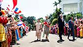 Staatsbezoek  aan Indonesie Dag 1 - Java, Jakarta