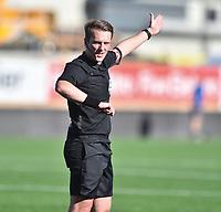 Fotball , 30. juni 2019 , Eliteserien , Mjøndalen - Viking 1-1<br /> <br /> dommer Kai Erik Steen
