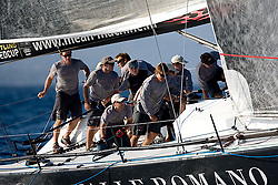 07_004852 © Sander van der Borch. Hyères - FRANCE,  11 September 2007 . BREITLING MEDCUP  in Hyères  (10/15 September 2007). Races 1 & 2