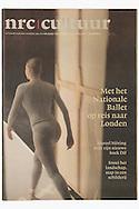 Dutch National Ballet feature for NRC Handelsblad Newspaper Culture Magazine, Netherland