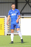 Cove Rangers Leighton McIntosh (11) during the Betfred Scottish League Cup match between Cove Rangers and Hibernian at Balmoral Stadium, Aberdeen, Scotland on 10 October 2020.