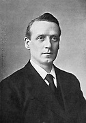 Herbert Henry Asquith (1852-1928)  British statesman. Chancellor of Exchequer 1905-1908. Prime Minister 1908-1916.
