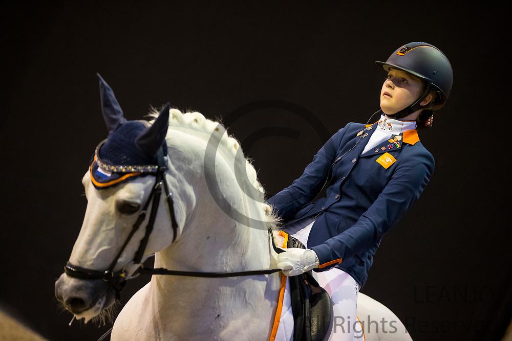 Micky Schelstraete - Elin's Noncisdador<br /> Jumping Amsterdam 2018<br /> © DigiShots