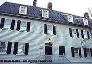Moravian Museum of Bethlehem, National Historic Landmark, Bethlehem, Lehigh Co., PA