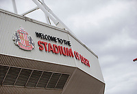Football - 2020 / 2021 Sky Bet League One - Play-offs - Semi-final, second leg - Sunderland vs Lincoln City - Stadium of Light<br /> <br /> A general view of the Stadium of Light<br /> <br /> Credit : COLORSPORT/BRUCE WHITE