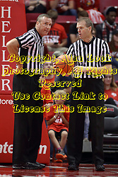 14 November 2016:  Brad Ferrie  and Randy Heimerman during an NCAA  mens basketball game between the Indiana Purdue Fort Wayne Mastodons the Illinois State Redbirds in Redbird Arena, Normal IL