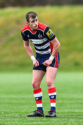 Nathan Chamberlain of Bristol Academy U18 - Mandatory by-line: Craig Thomas/JMP - 03/02/2018 - RUGBY - SGS Wise Campus - Bristol, England - Bristol U18 v Harlequins U18 - Premiership U18 League