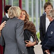 NLD/Bilthoven/20120618 - Uitvaart Will Hoebee,