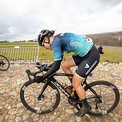 12-03-2021: Wielrennen: Healthy Ageing Tour: Wijster<br /> Mylene de Zoete