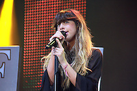 Foxes, Girlguiding Big Gig, SSE Wembley Arena, London UK, 10 October 2015, Photo by Brett D. Cove
