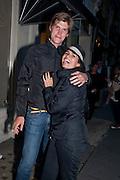 MAXIMILLIAN REICHEL; CATERINA GOTTI, The Pimlico Road Summer party. London SW1. 9 June 2009