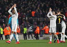 FC Barcelona v Real Madrid - 06 Feb 2019