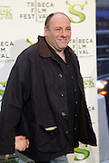 """21 April 2010- New York, NY- James Gandolfini at The World Premiere of Dreamwork Animation's """" Shrek Forever After """" for the Opening Night of the 2010 Tribeca Film Festival held at the Zeigfeld Theater on April 21, 2010 in New York City."""