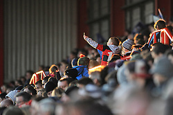 - Photo mandatory by-line: Dougie Allward/JMP - Mobile: 07966 386802 - 18/01/2015 - SPORT - Rugby - Bristol - Ashton Gate - Bristol Rugby v Yorkshire Carnegie - Green King IPE Championship