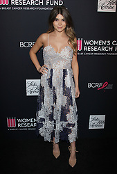 The Women's Cancer Research Fund hosts an Unforgettable Evening. 27 Feb 2018 Pictured: Olivia Jade Giannulli. Photo credit: Jaxon / MEGA TheMegaAgency.com +1 888 505 6342