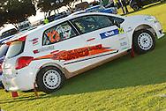 Super Special.Forest Rally.Australian Rally Championship.3 April 2009 .(C) Sarah Biggin