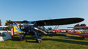 1936 Waco YQC-6 at Hood River Fly-In