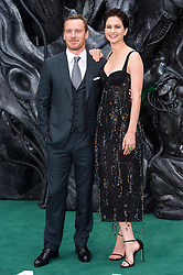 May 4, 2017 - London, London, UK - Michael Fassbender and Katherine Waterston attend the world film premiere of Alien: Covenant World Premiere in London (Credit Image: © Ray Tang via ZUMA Wire)
