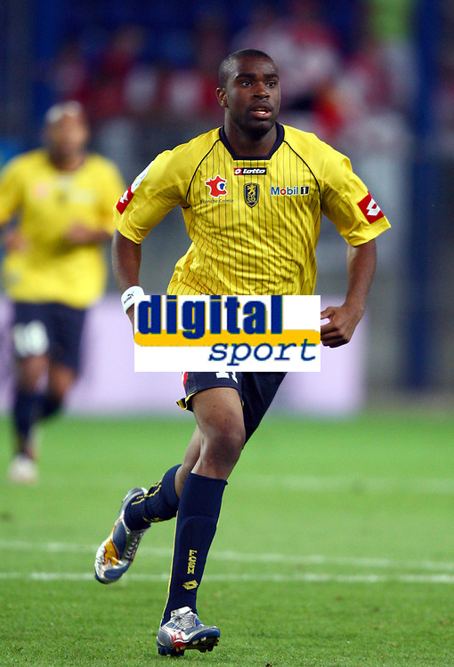 Fotball<br /> Frankrike<br /> Foto: DPPI/Digitalsport<br /> NORWAY ONLY<br /> <br /> FOOTBALL - FRENCH CHAMPIONSHIP 2009/2010 - FC SOCHAUX v AS MONACO - 29/08/2009<br /> <br /> SLOAN PRIVAT (SOC)