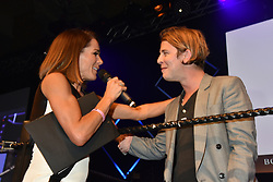 Natalie Pinkham and Tom Odell  at the Boodles Boxing Ball, in association with Argentex and YouTube in Support of Hope and Homes for Children at Old Billingsgate London, United Kingdom - 7 Jun 2019 Photo Dominic O'Neil