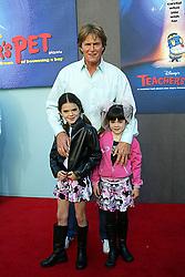 Jan 11, 2004; Hollywood, CA, USA; BRUCE JENNER and kids at the premiere of Disney's 'Teacher's Pet' held at the El Capitan Theatre..  (Credit Image: Rena Durham/ZUMAPRESS.com)